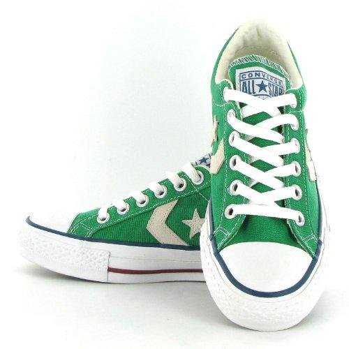 converse star player green