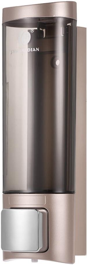 Image ofAnself - Dispensador de jabón líquido manual Chuangdian de 200ml - Dispensador de jabón líquido para pared