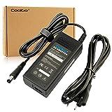 CoolGo PA-1650-02H Power Charger Cord For HP Pavilion g6-1c Compaq Presario CQ35 CQ40 CQ45 CQ50 CQ60 CQ61 Laptop AC Adapter[18.5V 3.5A 65W 7.45.0mm]