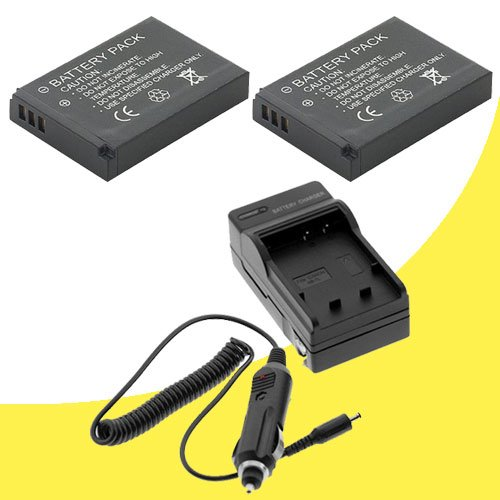D40 Zoom Battery (TWO EN-EL9 Lithium Ion Replacement Battery + External Rapid Charger for Nikon D3000 D5000 D40 D40x D60 D3x Digital SLR Cameras with use of the Nikon 18-55mm f/3.5-5.6G AF-S DX VR Nikkor Zoom Lens DavisMAX Bundle)