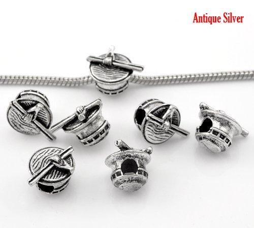 Sexy paillettes femmes de bol et baguettes Chaîne Serpent européen pour bracelets de charme