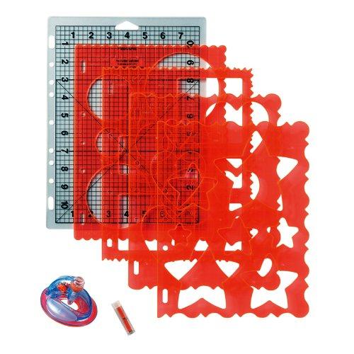 Fiskars 48037097 Ultra ShapeXpress, Starter Set