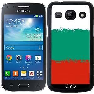 Funda para Samsung Galaxy Core Plus (SM-G350) - Bulgaria-8 Bits by Cadellin