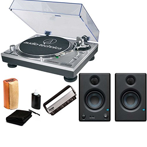 Audio-Technica AT-LP120-USB Turntable with Presonus, used for sale  Delivered anywhere in USA