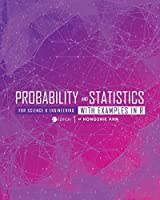 Probability and Statistics for Science and Engineering with Examples in R, 2nd Edition Front Cover