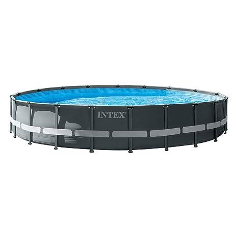 Intex 26334NP Piscina desmontable ultra XTR frame, con depuradora 610 x 122 cm