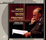 Mahler: Symphony No. 10 Andante & Adiagio & Purgatorio / Walton:  Partita for Orchestra / Stravinsky: Firebird Suite - 1919 Version