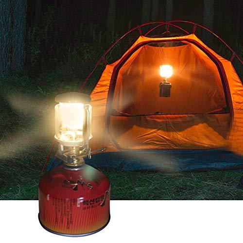 - FidgetFidget Outdoor Small Gas Lamp Heater Mini Portable Camping Lantern Tent Hanging Light
