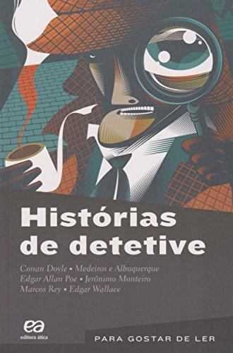 Histórias De Detetive - Coleção Para Gostar De Ler