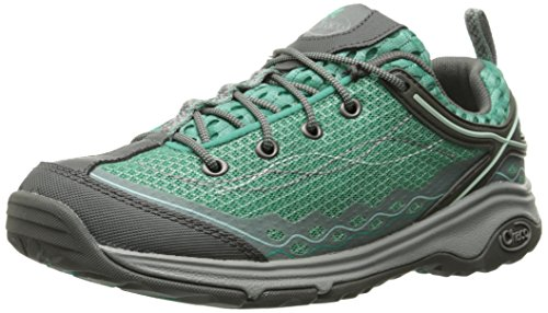 Chaco Women's Outcross Evo 3 Hiking Shoe - Marine Green -...