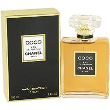Coco Chânel Eau De Parfum Vaporisateur Spray for Woman, EDP 3.4 Fl Oz, 100 ml.