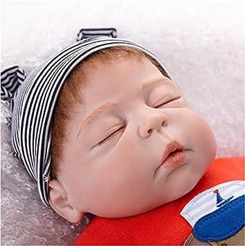 Amazon.es: O-YLS Precioso Reborn Bebe 55 cm Baratos Antonio Juan ...