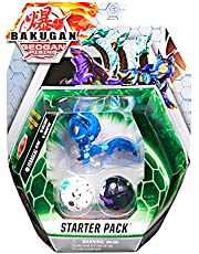 Bakugan: Geogan Rising - Starter Pack (Aquos Ferascal)