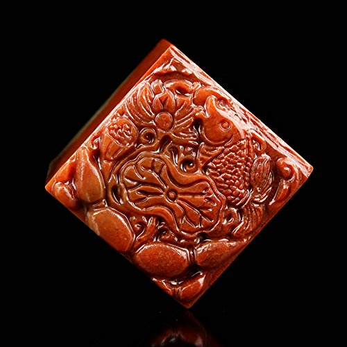 YZ020 Hmay Chinese Name Chop (4cm)/Handmade Carve Personalize Customized Traditional Calligraphy Painting Art Stamp Seal by Hmay Personalize Seal (Image #7)