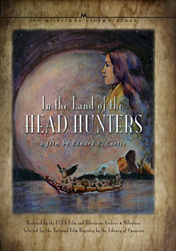 In The Land Of The Head Hunters [Blu-ray]