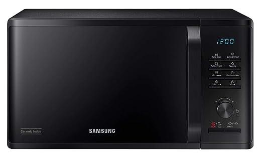 Samsung MS23K3515AK Encimera Solo - Microondas (Encimera, Solo ...