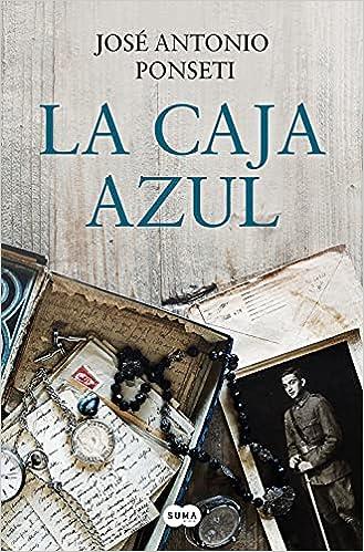 La caja azul de José Antonio Ponseti