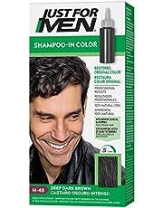 Just For Men Shampoo-In Color (Formerly Original Formula), Gray Hair Coloring for Men