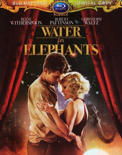 UPC 024543772941, Water for Elephants (Blu-ray/DVD Combo + Digital Copy)