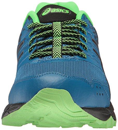 Running Uomo 3 Scarpe Blue Asics Gecko black green Da Gel sonoma Trail Thunder 6qaY0