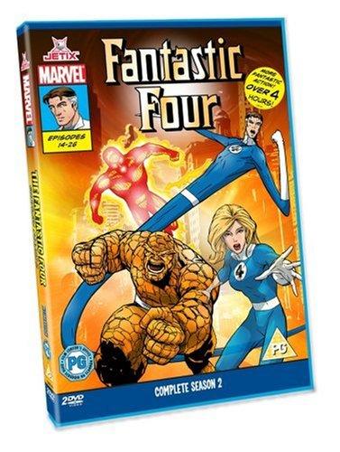 Fantastic Four - Complete Season Two (Marvel Originals Series - 90s) [Region 2] [UK Import]
