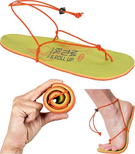 Eidechse 5 Sandalen Orange Sportliche Männer der Grün a8qwx