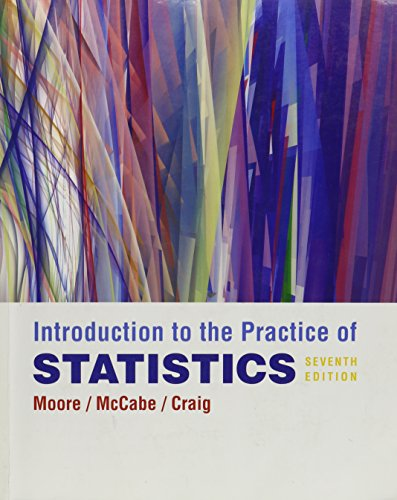 Introduction to the Practice of Statistics, 7th Edition