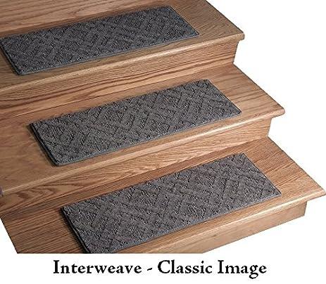 Classic Image   INTERWEAVE 9u0026quot;x27u0026quot; Dog Assist Carpet Stair Treads    Premium 40