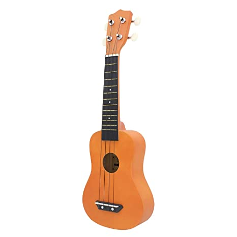 ZGHNAK Ukulele 21 pulgadas guitarra 4 cuerdas guitarra acústica ...