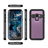 Hayder Galaxy S9 Case Waterproof Shockproof