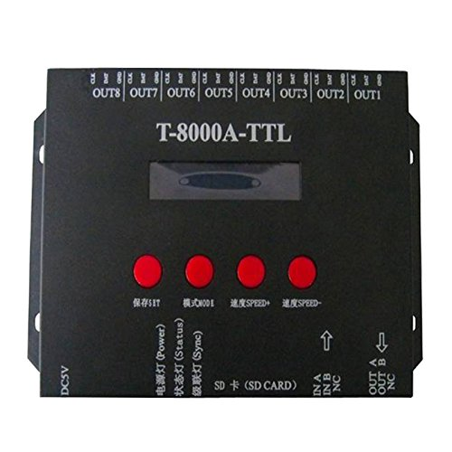 (Full Color T-8000A Programmable Controller)