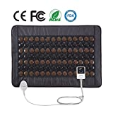 UTK Far Infrared Therapy Heating Pad - Infrared Tourmaline Heating Pads for Back Pain Relief - Medium T-Pro (31