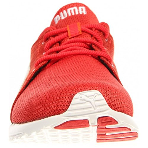 Puma Mens Carson Löparskor Högrisk Röd / Vit