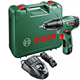 Bosch PSR 1080 LI Cordless Drill Driver with 10.8 V Lithium-Ion Battery