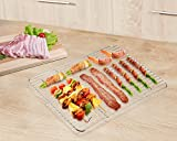 P&P CHEF Baking Rack Pack of 2, Stainless Cooling