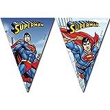 2.3m Superman fanions drapeaux
