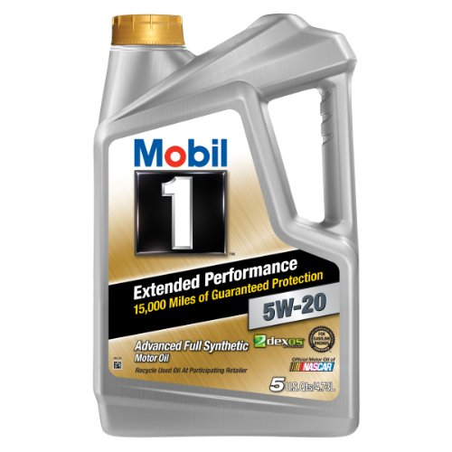 mobile 1 oil extended performance - 5
