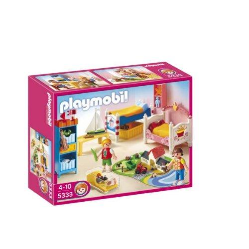 Playmobil habitaci n infantil for Casa moderna 4279