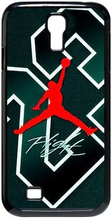 Personalized Aesthetic Samsung Galaxy S4 I9500 Hard Case Cover With Cute Basketball Jumping Man Background Case Perfect As Christmas Gift 2 Amazon Ca Cell Phones Accessories