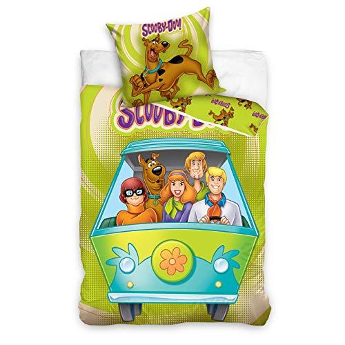 Scooby-Doo 100% Cotton Duvet - Scooby Furniture Doo