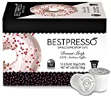 Cheap Bestpresso Coffee, Donut Shop Single Serve K-Cup, 72 Count (Compatible with 2.0 Keurig Brewers)6 packs of 12 cups