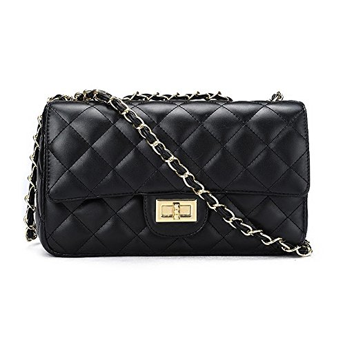 Handbag Diagonal Meaeo Party Small Lingge Bag Shoulder Bag Bag Chain 51OITUqO