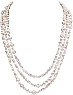 collier perle naturelles