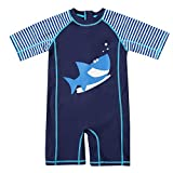 ALove Printed Rashguard for Baby Boy Surfing Rash Guard One Piece Swimwear 3T
