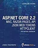 ASP.NET Core 2.2 MVC, Razor Pages, API, JSON Web Tokens & HttpClient: How to Build a Video Course Website