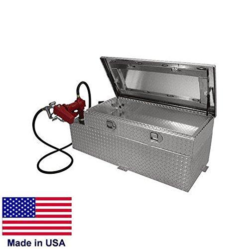 Fuel Tank Tool Box : Fuel transfer tank tool box gallon gpm