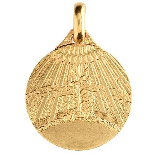 Monnaie de Paris - Collection RELIGIEUX -  Pendentif seul (sans chaîne) -  Or jaune 18 cts -  10011001880J00