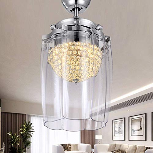 BTTB Ceiling Lamp, Home Living Room Ceiling Lamp, Bedroom Decoration Chandelier,Macaroons Ceiling Fan Light of Children and The Bedrooms with Simple & Modern Fan Chandelier Restaurant Lounge Home Fan