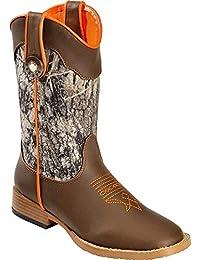Kids Buckshot Cowboy Boots