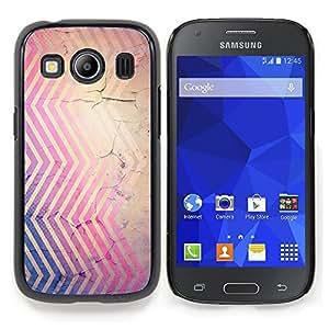 """Planetar ( Escuela en colores pastel de la acuarela del trullo de Brown"""" ) Samsung Galaxy Ace Style LTE/ G357 Fundas Cover Cubre Hard Case Cover"""